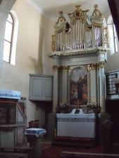 Biserica evanghelică din cetate